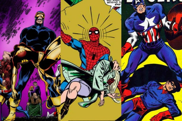 5 muertes que cimbraron el Universo Marvel