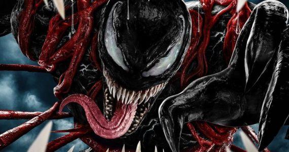 ¡Venom: Let There be Carnage adelanta su estreno!