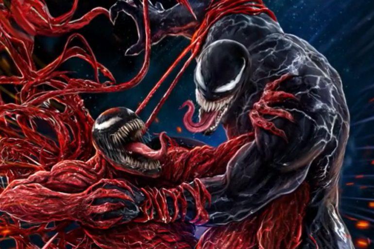Venom: Let There be Carnage presume un espectacular póster en movimiento