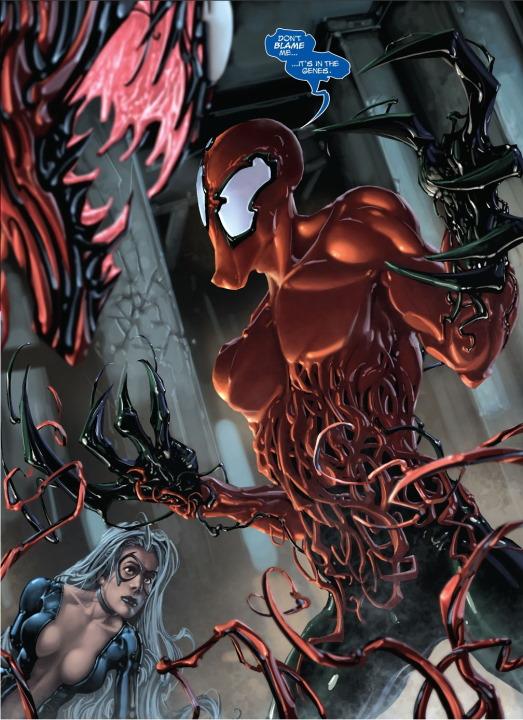 ¡Más simbiontes a escena! Toxin podría debutar en Venom: Let There be Carnage