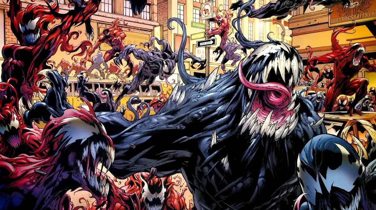 Venom: los simbiontes más poderosos de Marvel