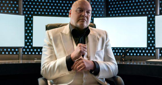 Vincent D'Onofrio quiere volver a interpretar a Kingpin