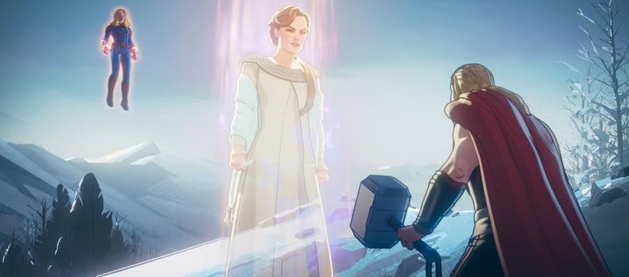 What If...? expuso el temor más grande de Thor en el MCU