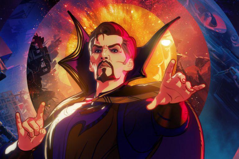 What If...?: ¿Quién es Supreme Doctor Strange?