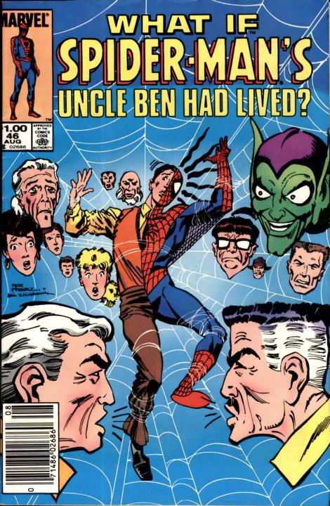 What If...?: El tío Ben al fin debutó en el MCU