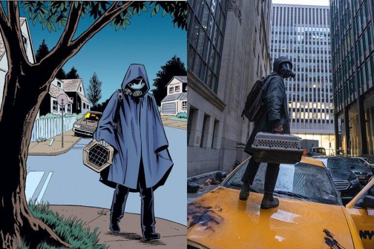 ¿Qué cambió la serie Y: The Last Man en relación a los cómics?
