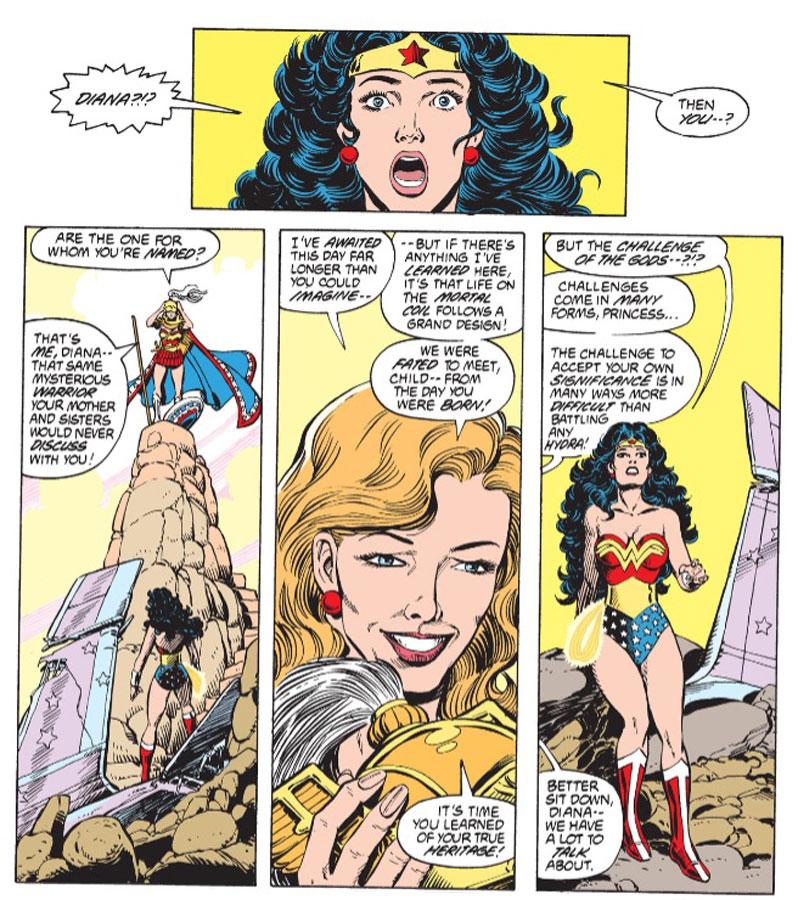 5 datos que (probablemente) no sabías sobre Wonder Woman