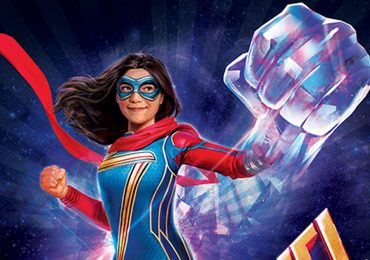 Arte promocional da un mejor vistazo a Ms. Marvel