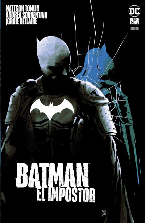 DC Black Label – Batman: El Impostor Libro 1, Portada Exclusiva Online