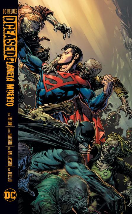 DC Comics Deluxe – DCeased: Planeta Muerto