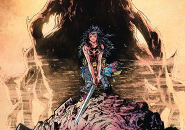 Diana lucha por la supervivencia en Wonder Woman: Tierra Muerta