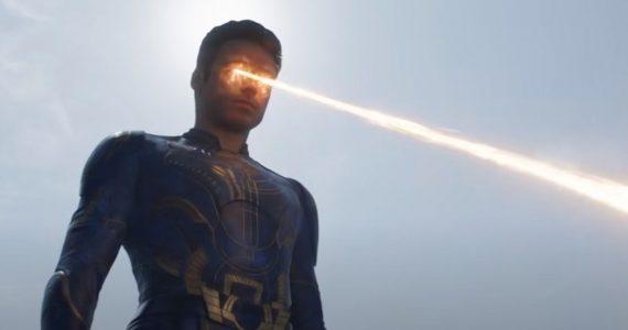 Eternals confirma que Superman se conoce en el MCU