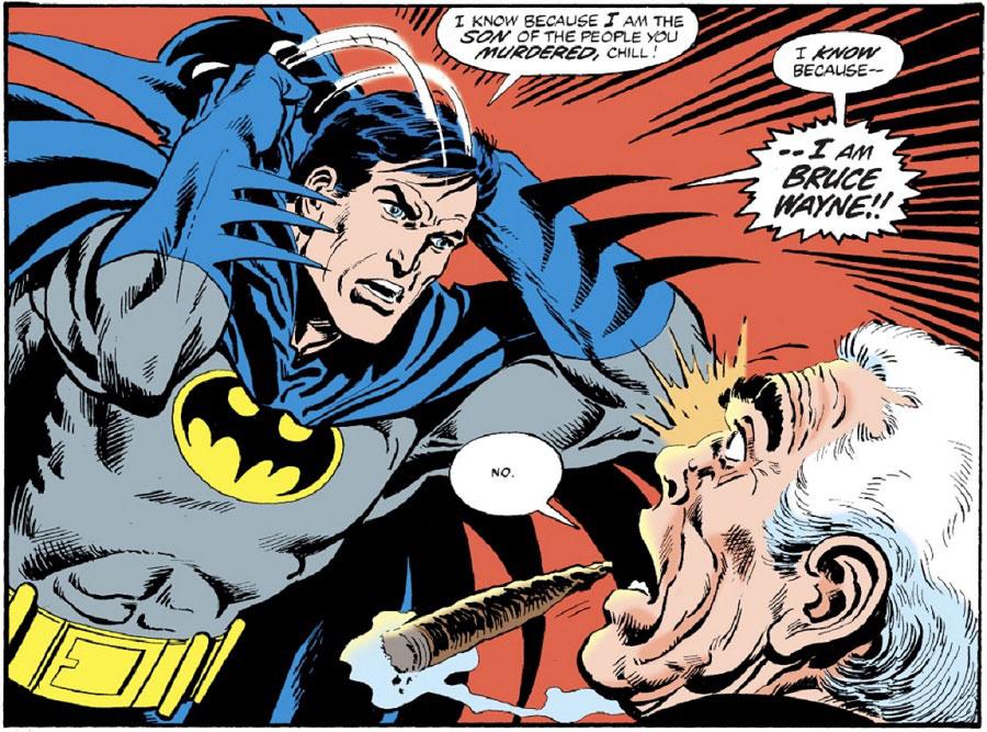 Los siete días más felices en la vida de Batman