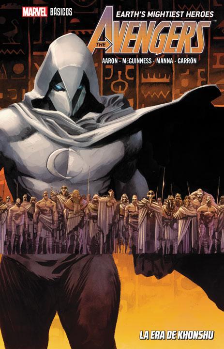 Marvel Básicos - Avengers: La era de Khonshu SMASH Tienda de cómics