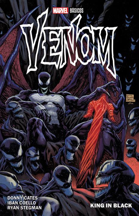 Marvel Básicos – Venom: King In Black
