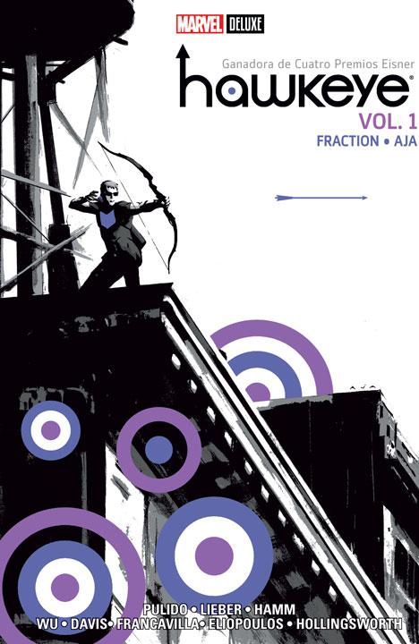 Marvel Deluxe – Hawkeye Vol. 1