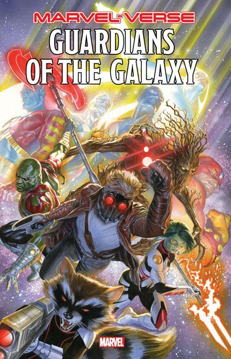 Marvel-Verse Guardians of the Galaxy SMASH Tienda de cómics