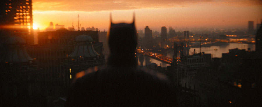 Nueva imagen de The Batman con Robert Pattinson
