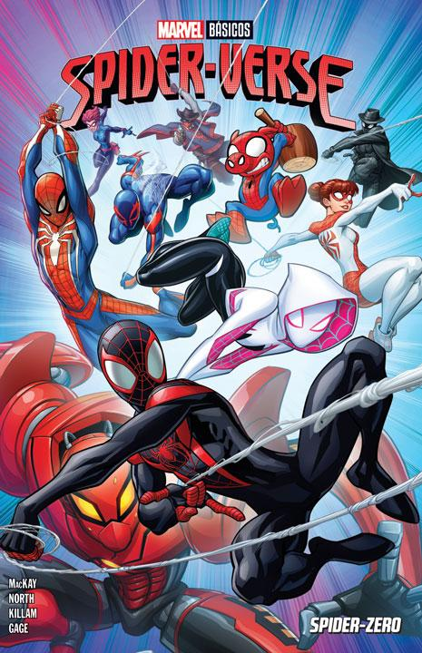 Marvel Básicos - Spider-Verse: Spider-Zero SMASH Tienda de cómics