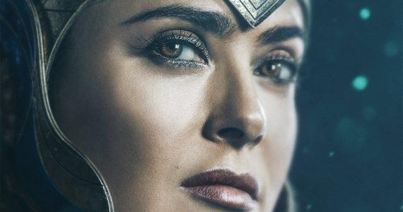 Ajak: ¿quién es la heroína de Eternals que llevó a Salma Hayek al Universo Cinematográfico Marvel?