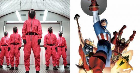¿Cómo le iría a los Avengers en El Juego del Calamar?