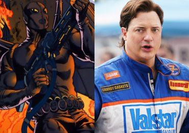 Batgirl: Brendan Fraser se une como el villano Firefly