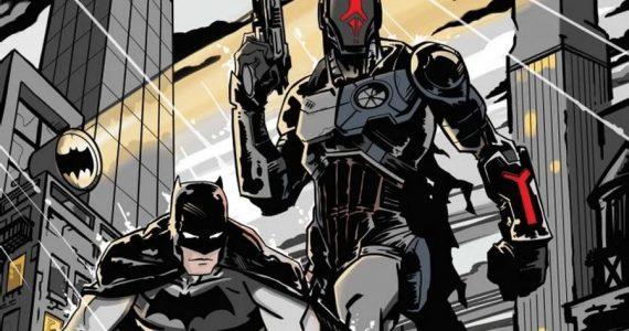 Christos Gage presenta más detalles de Batman / Fortnite: Fundación
