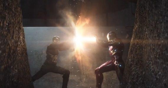 Marvel planeaba un final diferente para Captain America: Civil War