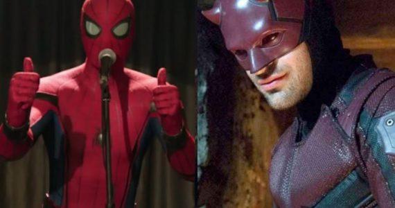 Daredevil podría coprotagonizar Spider-Man 4