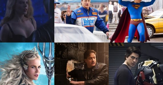 ¿Qué actores han interpretado dos personajes diferentes para DC Comics?