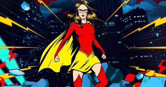 ¡Crea tu propio superhéroe para el DC FanDome 2021!