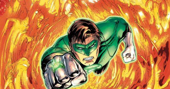 ¿Qué avance presenta la serie Green Lantern?
