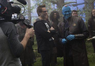 James Gunn devela un gran easter egg de Guardians of the Galaxy... trolleando facebook