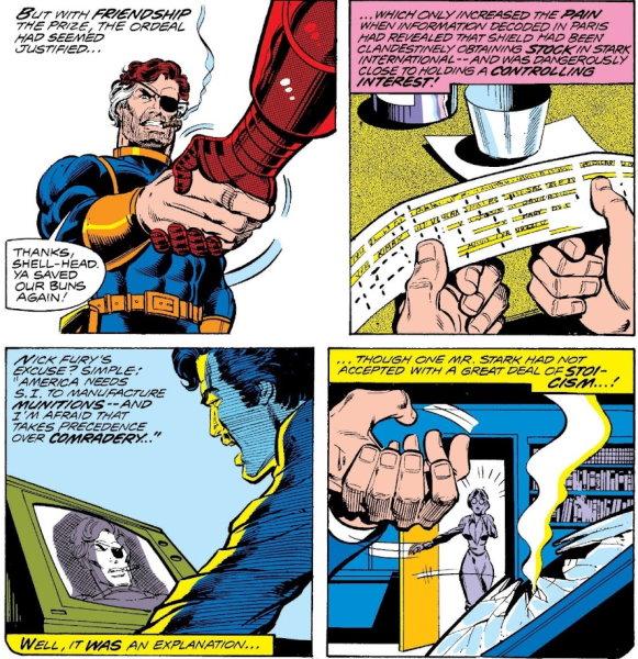 Detalles desconocidos de Iron Man: El Demonio en la Botella