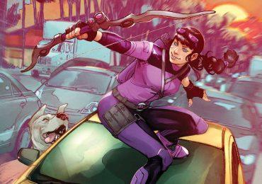 Hawkeye: ella es Kate Bishop, la nueva heroína de Marvel