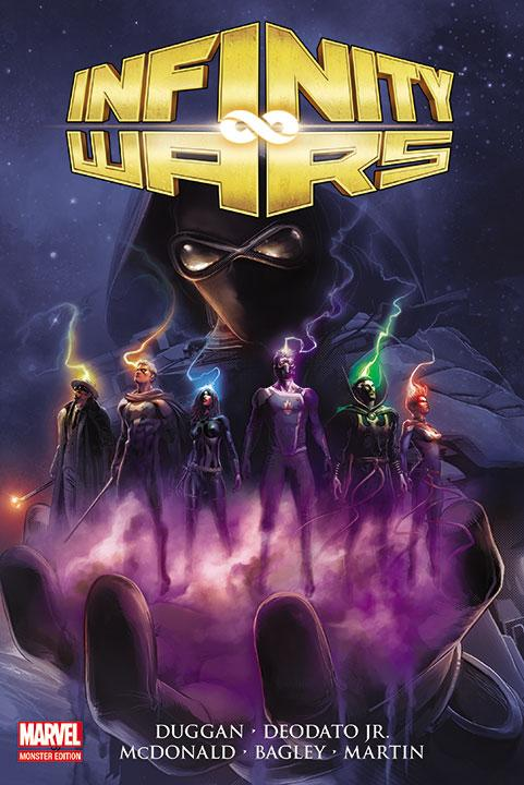 Marvel Monster Edition Infinity Wars