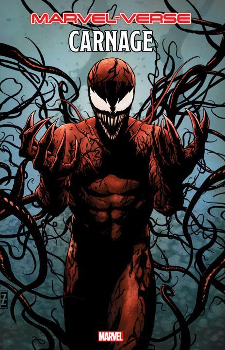 Marvel Verse - Carnage SMASH Tienda de cómics