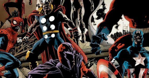 5 pasajes oscuros dentro de Marvel Zombies