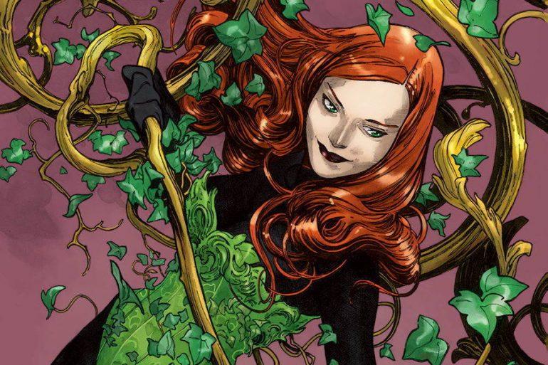 Poison Ivy contaría con una película en solitario