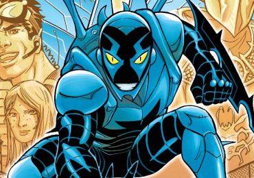 Quién es Blue Beetle, el primer héroe latino del DCEU
