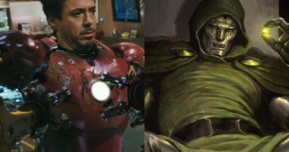 Robert Downey Jr. estuvo cerca de convertirse en Doctor Doom en 2005