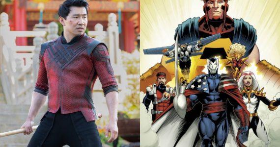 Marvel Studios podría filmar Shang-Chi 2 y Thunderbolts en 2023
