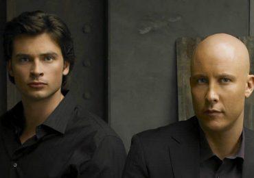 La serie animada de Smallville sigue adelante, confirman Tom Welling y Michael Rosembaum