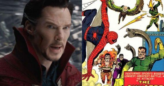 """Doctor Strange habría """"llevado"""" a The Sinister Six al MCU"""
