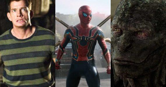 ¡Lizard y Sandman confirman su regreso a Spider-Man: No Way Home!