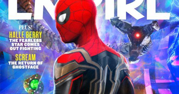 Spider-Man: No Way Home acapara portadas en el mundo ¡y Sandman es confirmado!