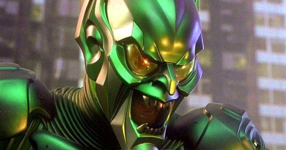 Así era la aterradora máscara de Green Goblin para la cinta Spider-Man