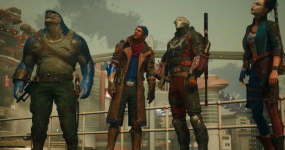 Descubre el tráiler de la historia de Suicide Squad: Kill the Justice League