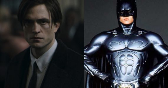 Robert Pattinson audicionó para The Batman con el traje de Val Kilmer