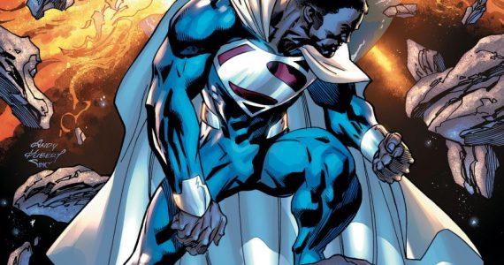 Val Zod: La serie del Superman afroamericano ha encontrado guionistas